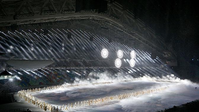 МОК использует при ошибке 404 нераскрывшуюся снежинку из Игр в Сочи