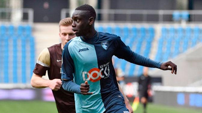 Скончался 18-летний футболист французскогоФК «Гавр»