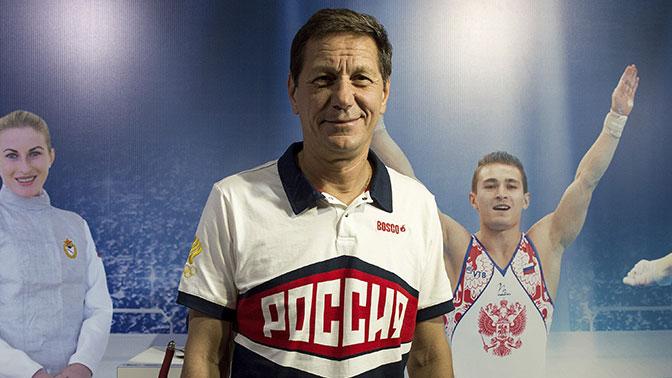 Александр Жуков покидает должность главы Олимпийского комитета России