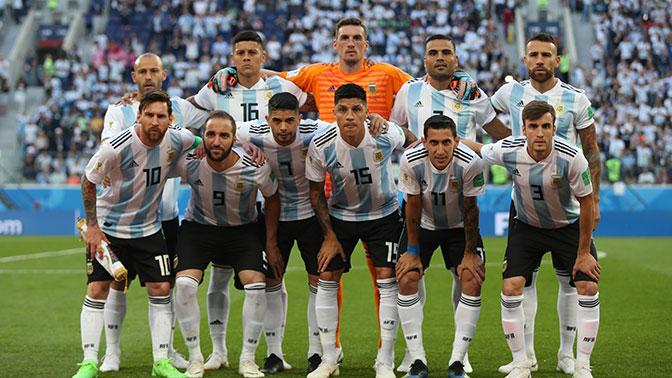 Аргентина вырвала победу у Нигерии и вышла в плей-офф ЧМ-2018
