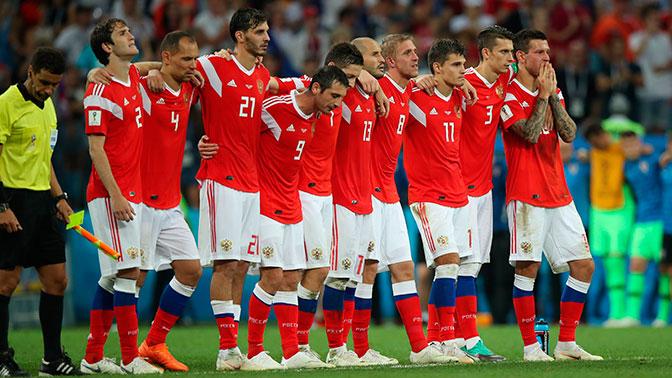 Моуринью назвал феноменальной игру России на ЧМ-2018