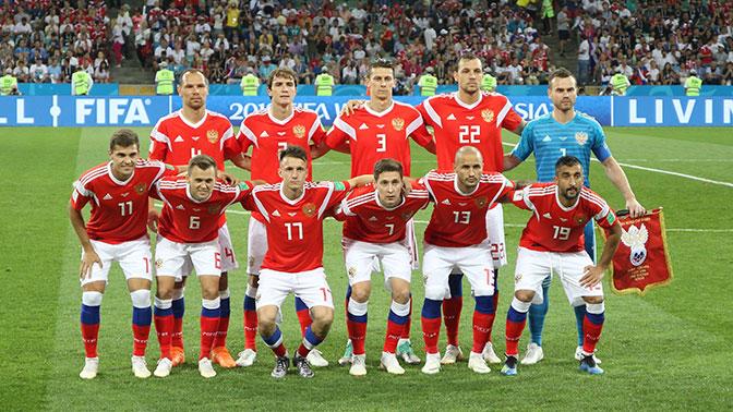 РФС предлагает присвоить игрокам сборной России звания мастеров спорта