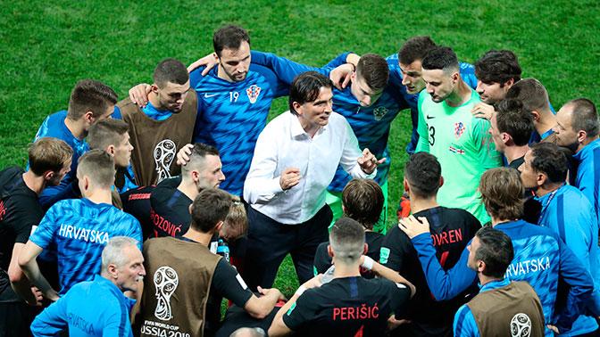 Семин объяснил успех сборной Хорватии