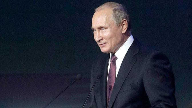 Путин назвал ЧМ-2018 прорывом международной дипломатии