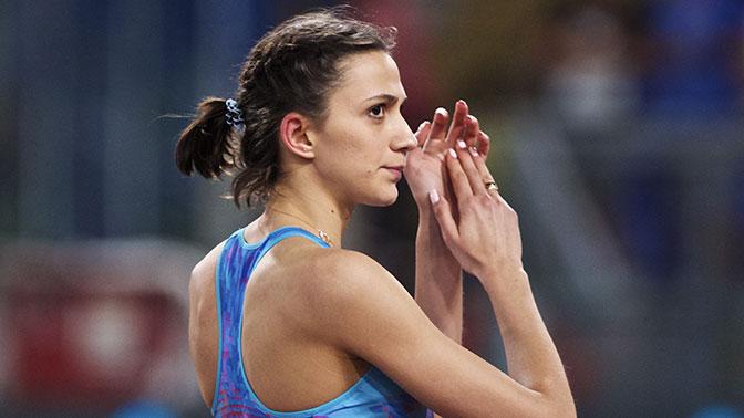 Ласицкене победила на чемпионате России по прыжкам в высоту