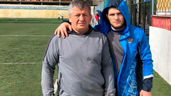 Отец Нурмагомедова простил Макгрегора и пригласил его в Дагестан