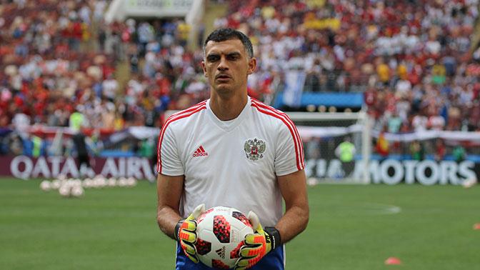 Экс-вратарь сборной РФ по футболу стал министром спорта Северной Осетии