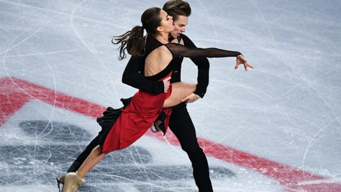 Фигуристы Шевченко и Еременко лидируют в финале юниорского Гран-при