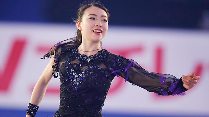 Обошедшая фигуристку Загитову японка удивилась собственному результату