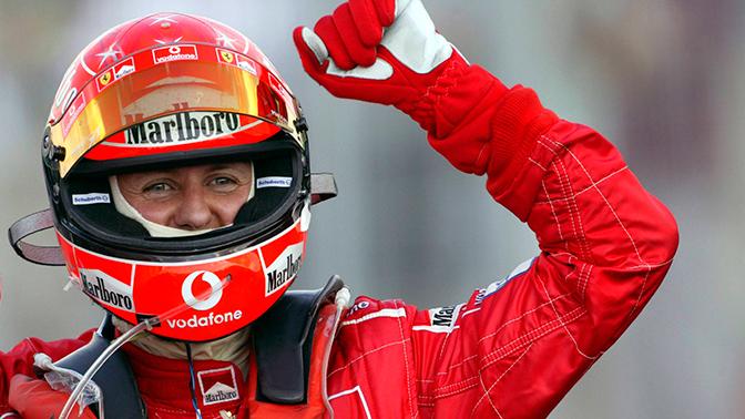 Семья Шумахера выступила с заявлением о состоянии здоровья гонщика