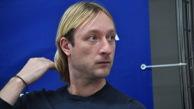 СМИ сообщили о госпитализации Плющенко