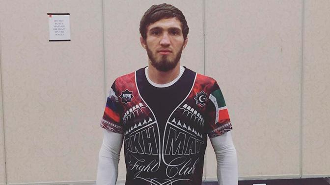 Нурмагомедов нокаутировал бразильского бойца на турнире UFC