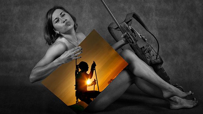 «Нечего скрывать»: триумфаторы Сочи-2014 снялись в откровенном фотопроекте