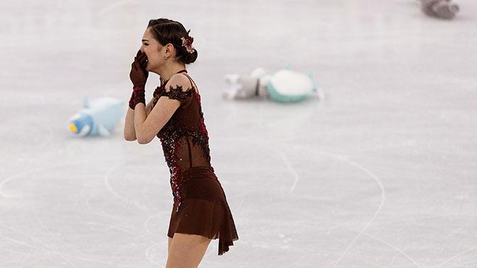 Медведева объяснила причину поражения на Олимпиаде-2018