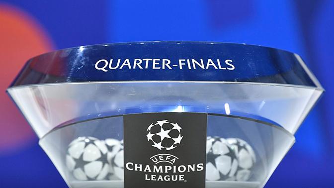 Стали известны пары четвертьфиналистов Лиги Европы