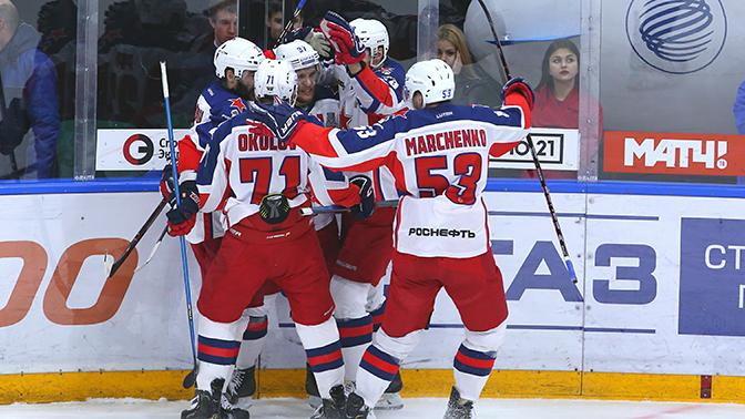 ЦСКА обыграл «Авангард» и повел со счетом 3-0 в серии