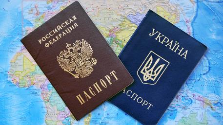 Только шесть жителей Крыма захотели остаться гражданами Украины