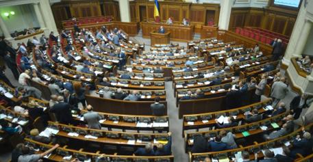 Верховная Рада намерена приостановить аккредитацию российских СМИ на Украине