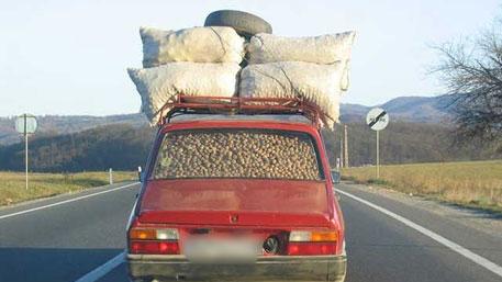 Сибиряк за 4 тысячи километров на своей машине привез в ДНР гумпомощь