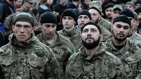 Отряду украинских карателей не доплатили за войну 5 млн гривен