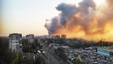 Мощный взрыв прогремел в Одессе
