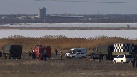 Тела летчиков разбившегося Су-24 нашли под Волгоградом