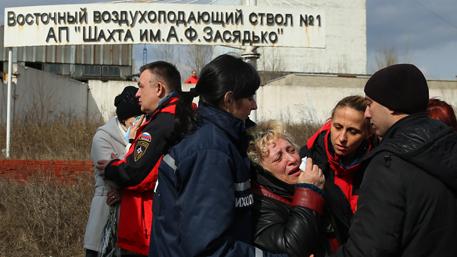 Взрыв в шахте мог быть устроен Киевом - руководство ДНР