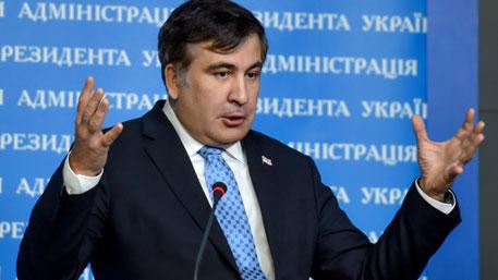 Саакашвили не дают вид на жительство на Украине