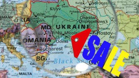 Украинские земли распродадут за 100 млрд долларов