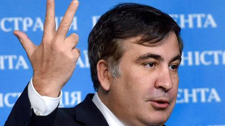 Саакашвили открестился от Украины
