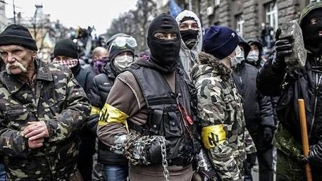12912. «Правый сектор» и «ОУН» договорились вместе убивать население Донбасса