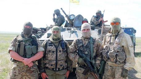 Киевские силовики угоняют скот у мирных жителей