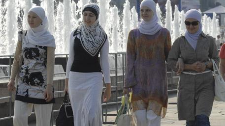 россия знакомство мусульман