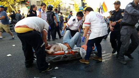 Резня гомосексуалистов