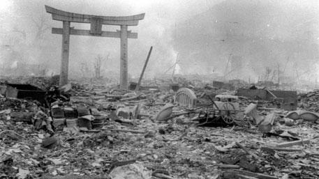 Над США хотят устроить трибунал за Хиросиму