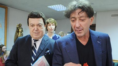 Боярский, Газманов, Кобзон: кто еще вошел в «культурный» черный список Украины