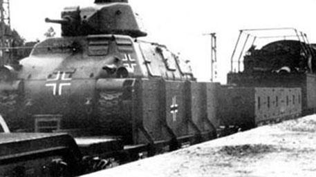 Бронепоезд с золотом Гитлера обнаружили в Польше