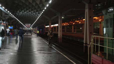 В Санкт-Петербурге эвакуируют людей с пяти вокзалов