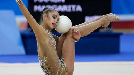 Двойной просчет: на ЧМ по художественной гимнастике дважды перепутали гимн РФ