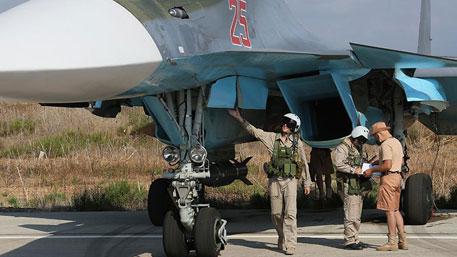 Русские в Сирии: интервью начальника Главного оперативного управления