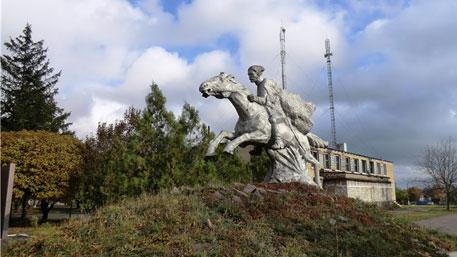 На Украине из Чапаева сделали казака