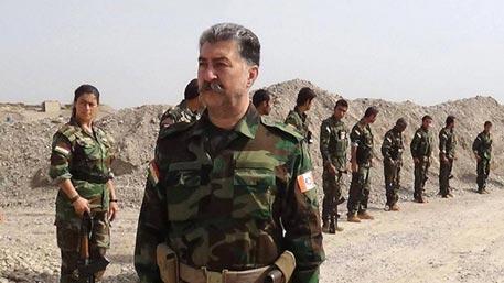 Daily Mail разыскала Сталина среди курдских военных