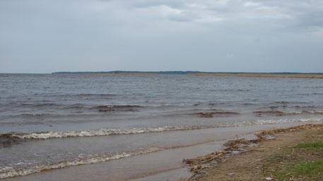 Военный атташе Эстонии заплыл в Россию, увлекшись рыбалкой