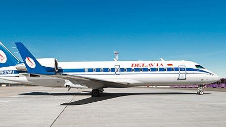У пассажирского самолета в небе над Белоруссией отказала навигационная система