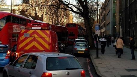 Центр Лондона эвакуируют из-за полицейской операции