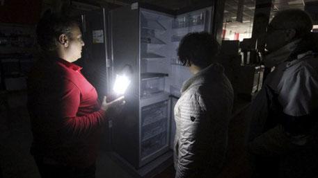 Полтора миллиона человек остаются без света в Крыму