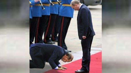 В Сети смеются над «срочным визитом» Эрдогана в Москву