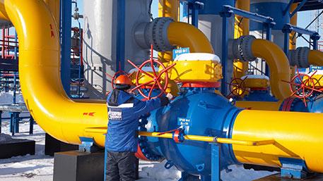 «Газпром» назвал цену на газ для Украины