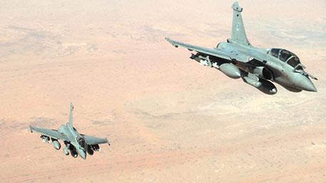 Самолеты западной коалиции были замечены в районе атаки на армию Сирии – Минобороны