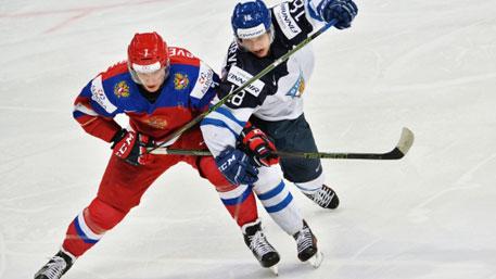 Российские хоккеисты уступили финнам и взяли серебро на МЧМ